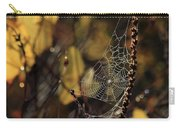 A Spiders Creation Carry-all Pouch