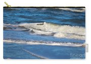 A Splash In The Surf Carry-all Pouch