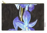 A Spray Of Orchids Carry-all Pouch