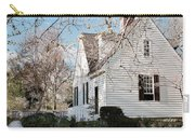 A Spring Day In Colonial Williamsburg Carry-all Pouch