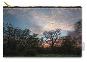 A Spring Evening Carry-all Pouch