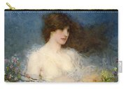 A Spring Idyll Carry-all Pouch by George Henry Boughton