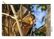 A Squirrel's Feist Carry-all Pouch