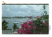 A St Maarten Marina Carry-all Pouch