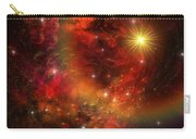 A Star Explodes Sending Out Shock Waves Carry-all Pouch by Corey Ford