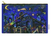 a star in Bethlehem Carry-all Pouch