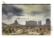 A Storm's Coming Carry-all Pouch