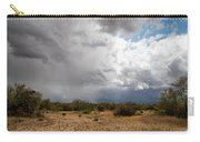 A Stormy Desert Sky Carry-all Pouch
