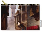 A Street In Cairo Carry-all Pouch