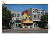 A Street In Perrysburg I Carry-all Pouch