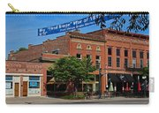 A Street In Perrysburg IIi Carry-all Pouch