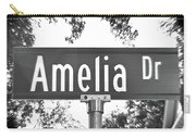 Am - A Street Sign Named Amelia Carry-all Pouch