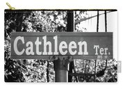 Ca - A Street Sign Named Cathleen Carry-all Pouch