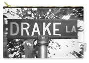 Dr - A Street Sign Named Drake Carry-all Pouch