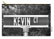 Ke - A Street Sign Named Kevin Carry-all Pouch