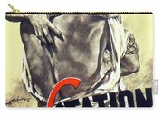 A Streetcar Named Desire Stylish European Portrait Poster Carry-all Pouch