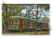 A Streetcar Named St. Charles Carry-all Pouch