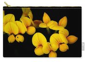 A Study In Yellow Carry-all Pouch