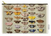 A Study Of Moths Characteristic Of Indo Carry-all Pouch