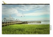 A Summer Evening In Charleston Carry-all Pouch