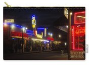 A Summer Night In Tarpon Springs Carry-all Pouch