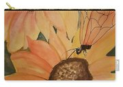 A Sunflower Surprise Carry-all Pouch