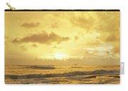 A Sunrise Over Oahu Hawaii Carry-all Pouch