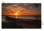 A Sunset At Spanish Wells Carry-all Pouch