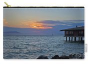 A Sunset On Berkeley Carry-all Pouch