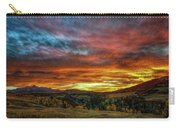 A Sunset To Remember Carry-all Pouch