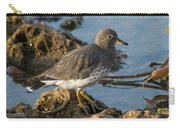 A Surfbird At The Tidepools Carry-all Pouch