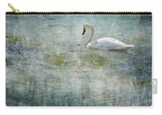 A Swan's Reverie Carry-all Pouch