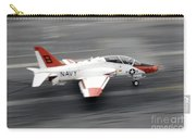 A T-45c Goshawk Training Aircraft Makes Carry-all Pouch