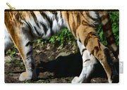 A Tigers Stride Carry-all Pouch