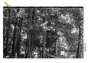 A Time To Go Fishing Bw Carry-all Pouch