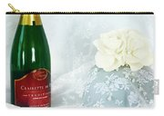 A Toast To Love And Laughter Carry-all Pouch