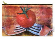A Tomato Sketch Carry-all Pouch