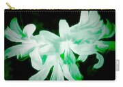 A Touch Of Green On The Lilies Carry-all Pouch