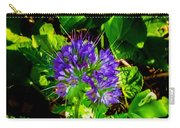 A Touch Of Violet Carry-all Pouch