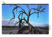 A Tree In An Arid Land Carry-all Pouch