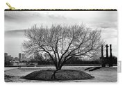 A Tree In Fort Worth Carry-all Pouch