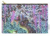 A Tree Of Many Colors Carry-all Pouch