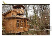 A Treehouse For All Seasons Carry-all Pouch