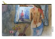 A Tribute To Salvador Dali Carry-all Pouch