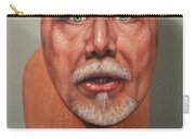A Trophied Artist Carry-all Pouch by James W Johnson