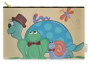 A Turtles Friends Carry-all Pouch