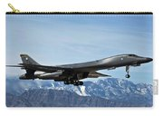 A U.s. Air Force B-1b Lancer Departs Carry-all Pouch by Stocktrek Images