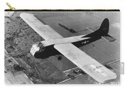 A U.s. Army Air Force Waco Cg-4a Glider Carry-all Pouch by Stocktrek Images