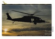 A U.s. Army Uh-60 Black Hawk Leaves Carry-all Pouch