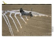 A U.s. Marine Corps Ch-46 Sea Knight Carry-all Pouch by Stocktrek Images